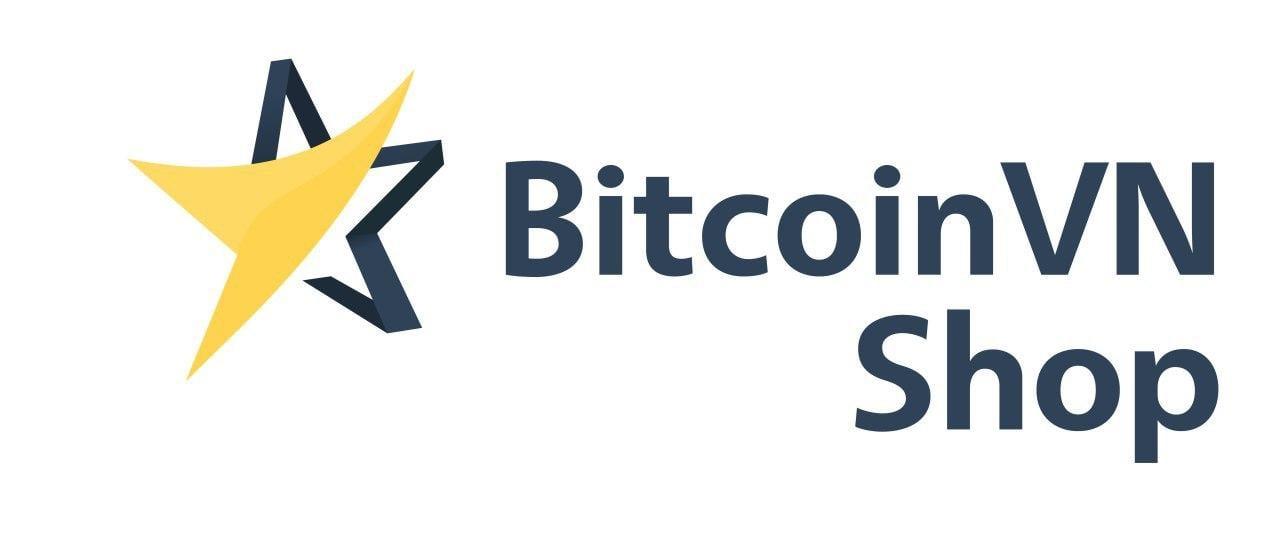 Logo BItcoinVN Shop